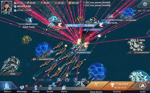 Sea Fortress Ekran Görüntüleri - 5