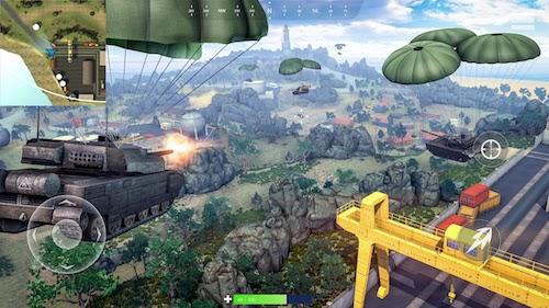 Tank Battlegrounds Ekran Görüntüleri - 1