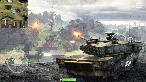 Tank Battlegrounds Ekran Görüntüleri - 6