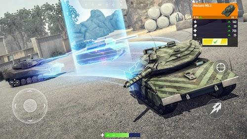 Tank Battlegrounds Ekran Görüntüleri - 8