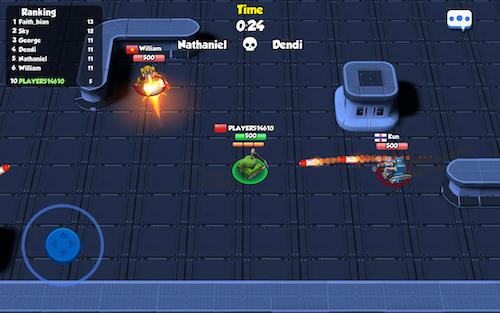 TankCraft 1: Arena Ekran Görüntüleri - 1