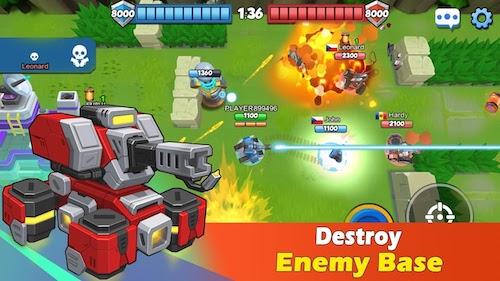 TankCraft 2: Build & Destroy Ekran Görüntüleri - 3