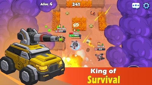 TankCraft 2: Build & Destroy Ekran Görüntüleri - 7