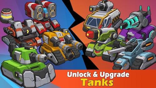 TankCraft 2: Build & Destroy Ekran Görüntüleri - 8