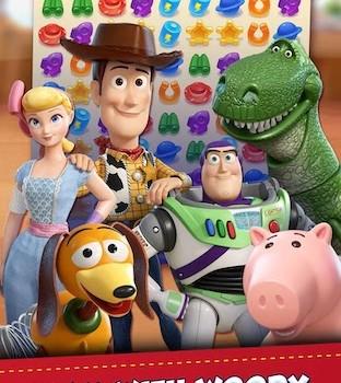 Toy Story Drop! Ekran Görüntüleri - 1