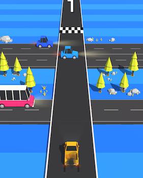 Traffic Run Ekran Görüntüleri - 1