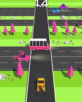 Traffic Run Ekran Görüntüleri - 2