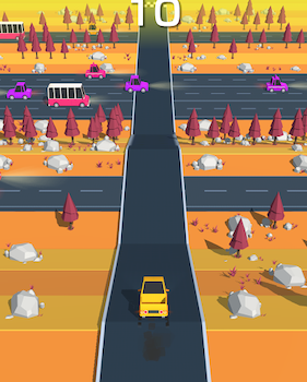 Traffic Run Ekran Görüntüleri - 3