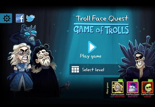 Troll Face Quest: Game of Trolls Ekran Görüntüleri - 5