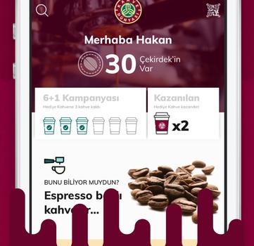 Kahve Dünyası Ekran Görüntüleri - 1