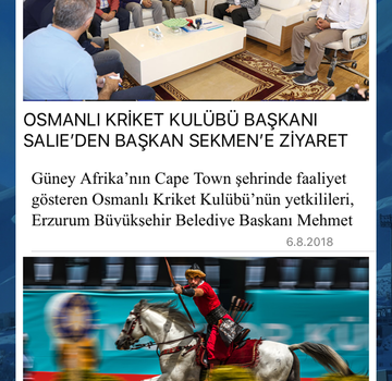 Erzurum Büyükşehir Belediyesi Ekran Görüntüleri - 3