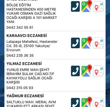 Erzurum Büyükşehir Belediyesi Ekran Görüntüleri - 4