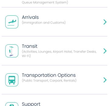 IGA Airport Ekran Görüntüleri - 6