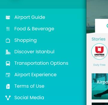 IGA Airport Ekran Görüntüleri - 7