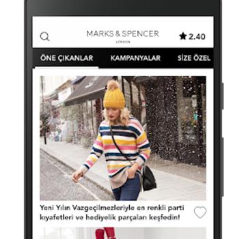 M&S Türkiye Ekran Görüntüleri - 1