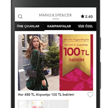 M&S Türkiye Ekran Görüntüleri - 2