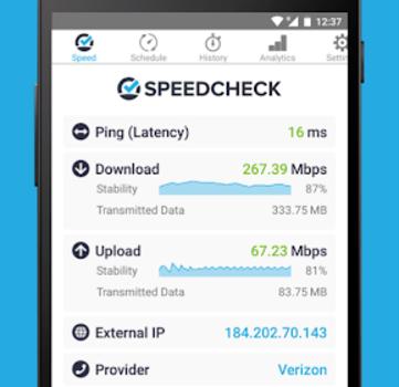 SpeedCheck Ekran Görüntüleri - 2