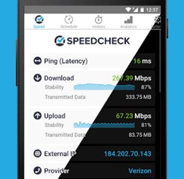 SpeedCheck Ekran Görüntüleri - 4