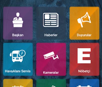 Erzurum Büyükşehir Belediyesi Ekran Görüntüleri - 1