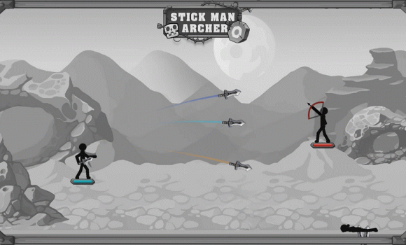 Mr. Archer - King Stickman 1 - 1