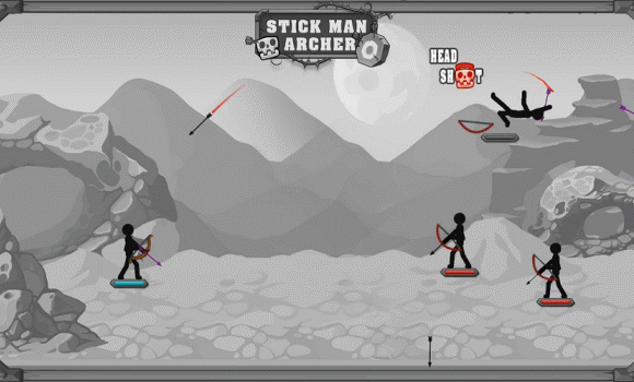 Mr. Archer - King Stickman 3 - 3