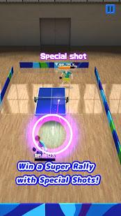 Super Rally Table Tennis Ekran Görüntüleri - 2