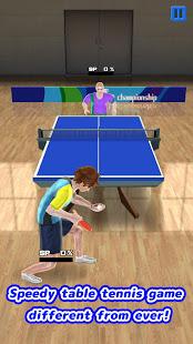 Super Rally Table Tennis Ekran Görüntüleri - 1