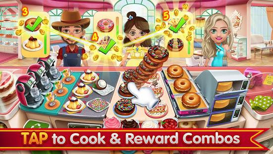 Cooking City Ekran Görüntüleri - 1