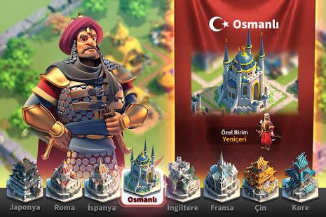Rise of Kingdoms Ekran Görüntüleri - 2
