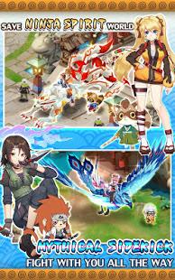 Super Ninja Spirit Ekran Görüntüleri - 1