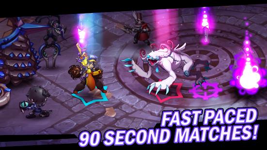Arena Stars: Battle Heroes Ekran Görüntüleri - 1