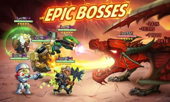 Battle Arena: Heroes Adventure Ekran Görüntüleri - 1