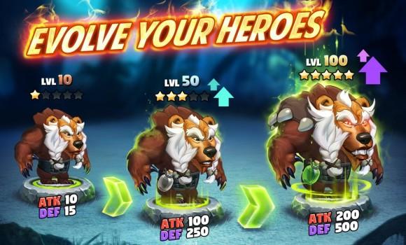 Battle Arena: Heroes Adventure Ekran Görüntüleri - 2