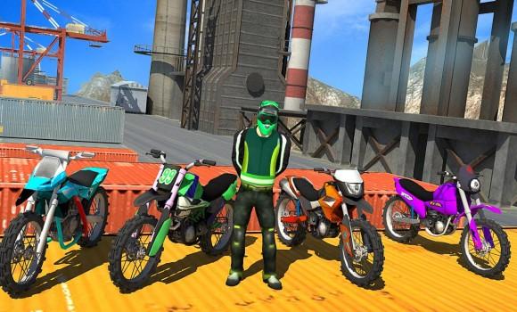 Bike Stunt Challenge Ekran Görüntüleri - 1