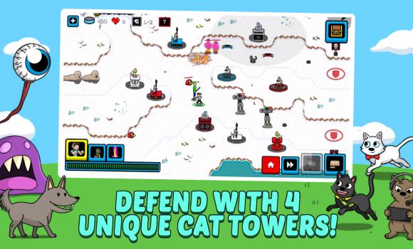 Cats & Cosplay TD Ekran Görüntüleri - 2