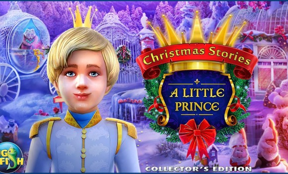 Christmas Stories: A Little Prince Ekran Görüntüleri - 1