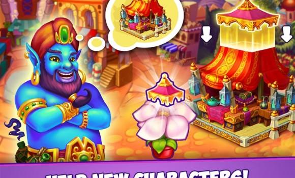 Fancy Blast: Cozy Journey to Magic Fairy Tales Ekran Görüntüleri - 3