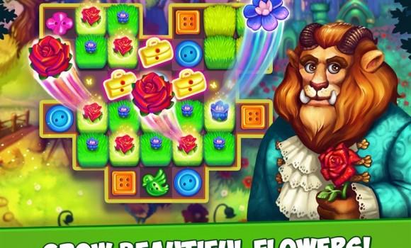 Fancy Blast: Cozy Journey to Magic Fairy Tales Ekran Görüntüleri - 1