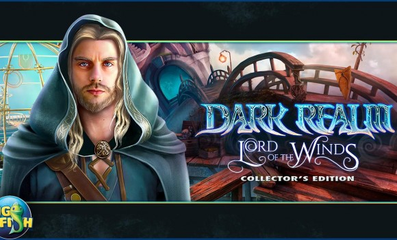 Hidden Object - Dark Realm: Lord of the Winds Ekran Görüntüleri - 2
