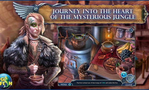 Hidden Object - Dark Realm: Lord of the Winds Ekran Görüntüleri - 1