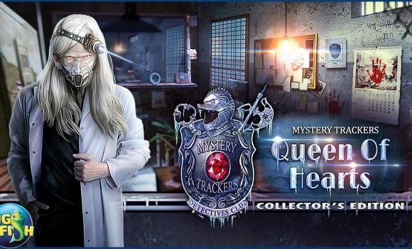 Hidden Object-Mystery Trackers: Queen of Hearts Ekran Görüntüleri - 1