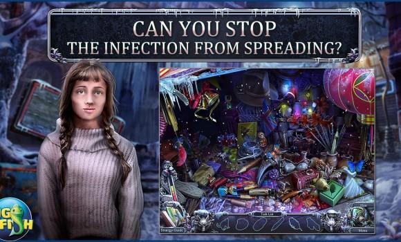 Hidden Object-Mystery Trackers: Queen of Hearts Ekran Görüntüleri - 3
