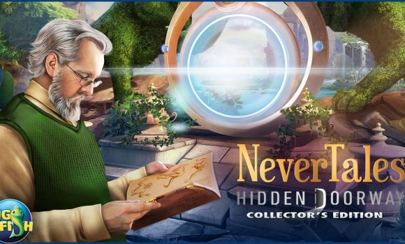 Hidden Objects-Nevertales: Hidden Doorway Ekran Görüntüleri - 1