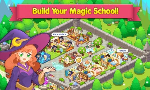 Magic School Story Ekran Görüntüleri - 2