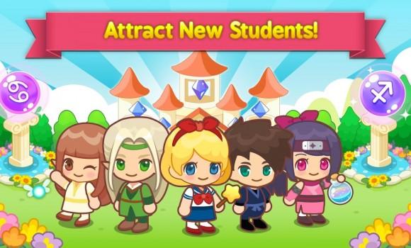 Magic School Story Ekran Görüntüleri - 1