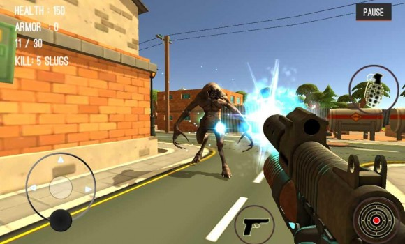Monster Killing City Shooting III Trigger Strike Ekran Görüntüleri - 3