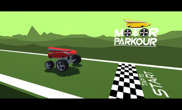 Motor Parkour Ekran Görüntüleri - 1