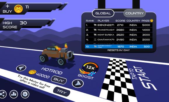 Motor Parkour Ekran Görüntüleri - 2