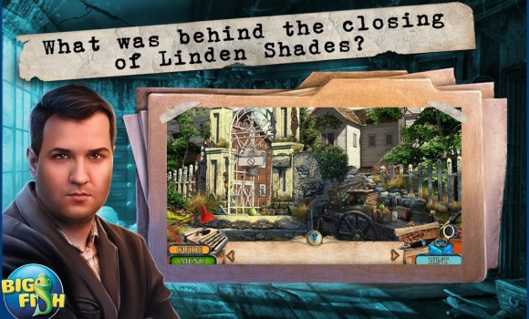 Off the Record: Linden Shades Ekran Görüntüleri - 2