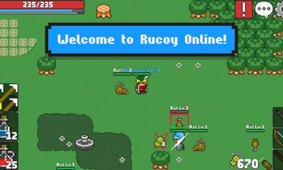 Rucoy Online Ekran Görüntüleri - 1